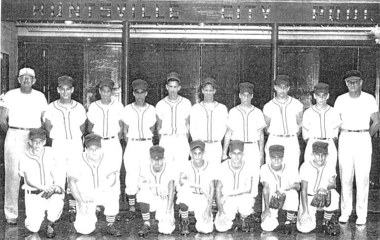 1955 Pony League Champs