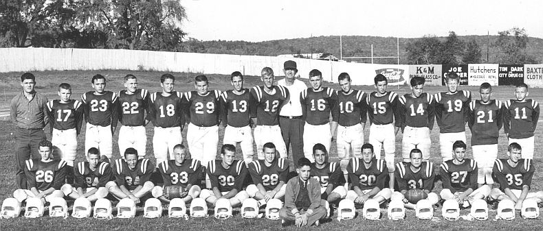 1962 Rison Junior High Football Team