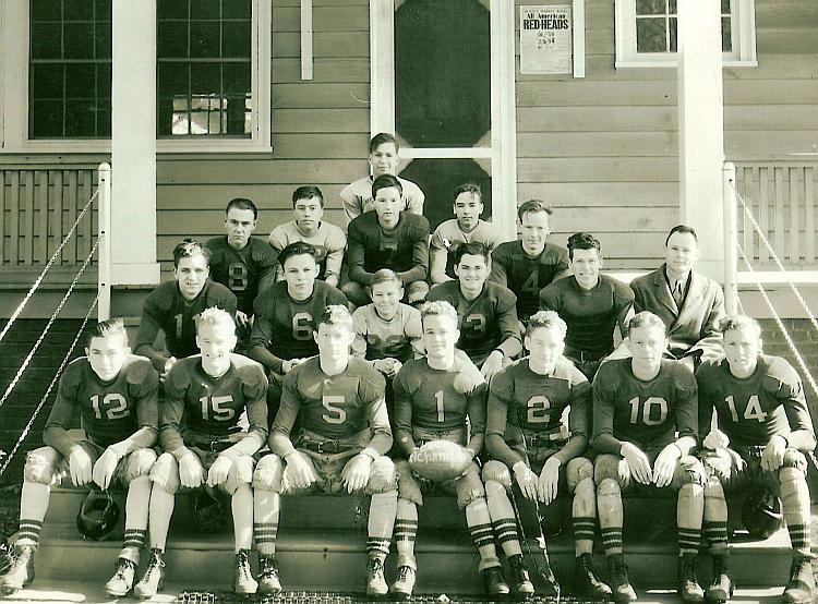Late 1930's Rison Football Team