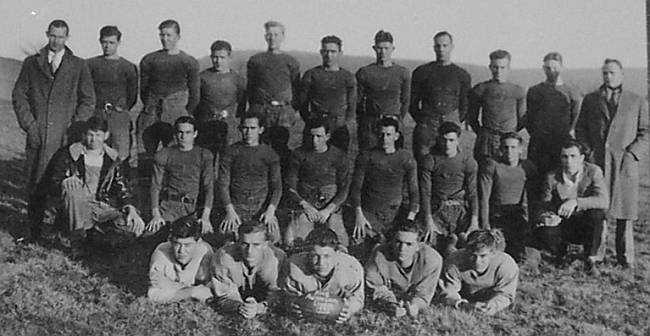 1932 Madison County Football Champs